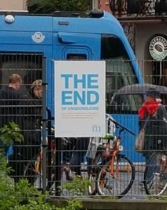 The End beskuren